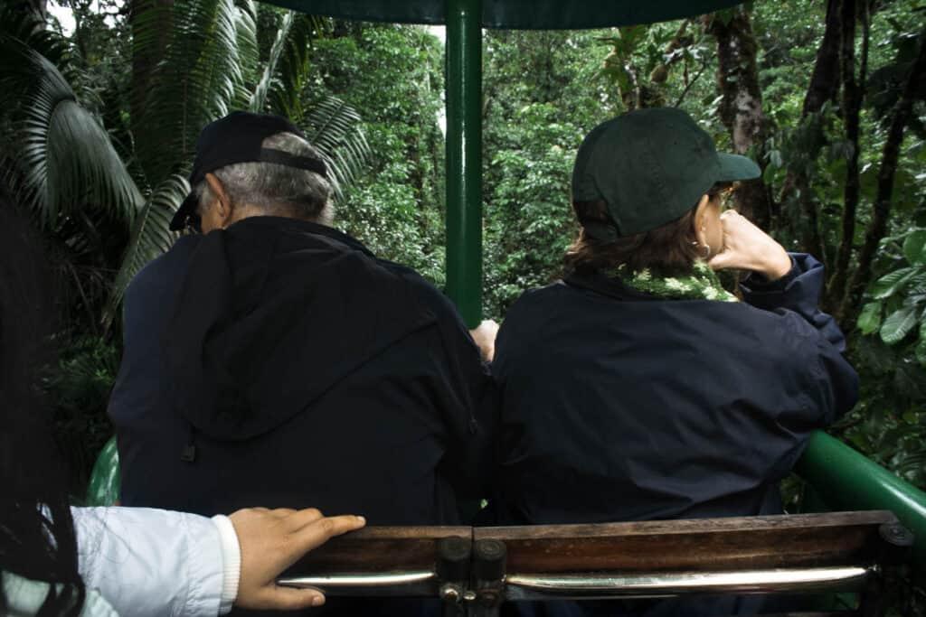 Parque Nacional Braulio Carrillo, Limón, Costa Rica.