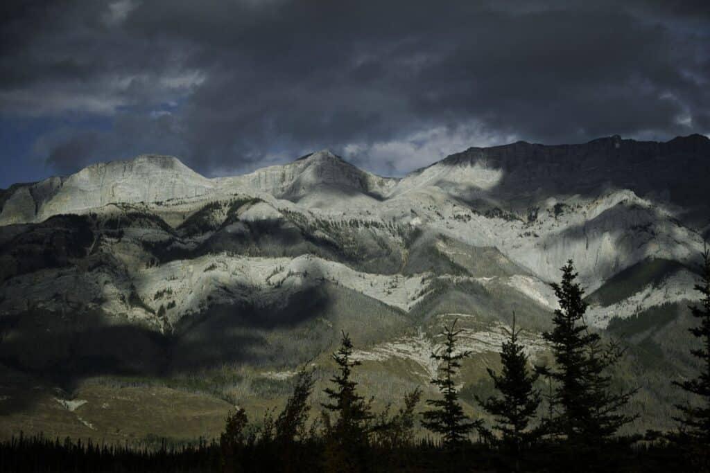 Parque Nacional Jasper, Alberta, Canadá.